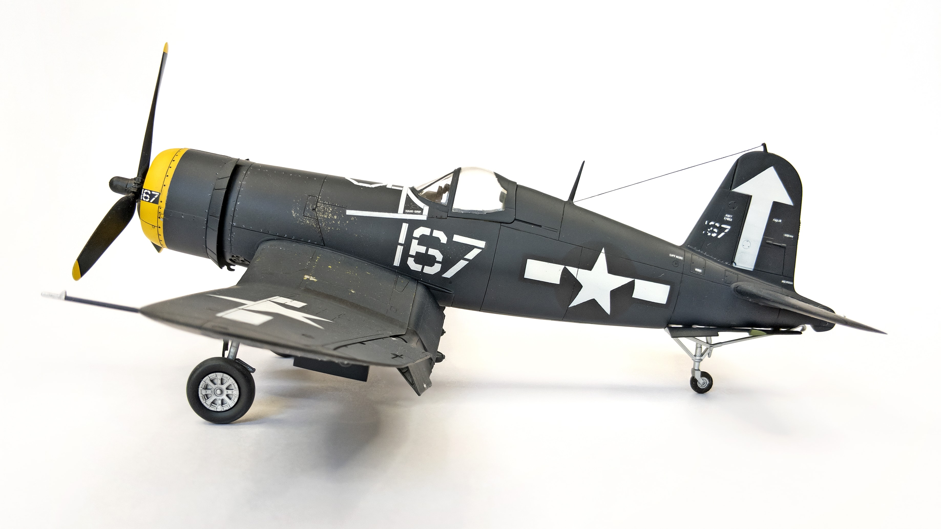 1/48 Tamiya F4U1D Corsair