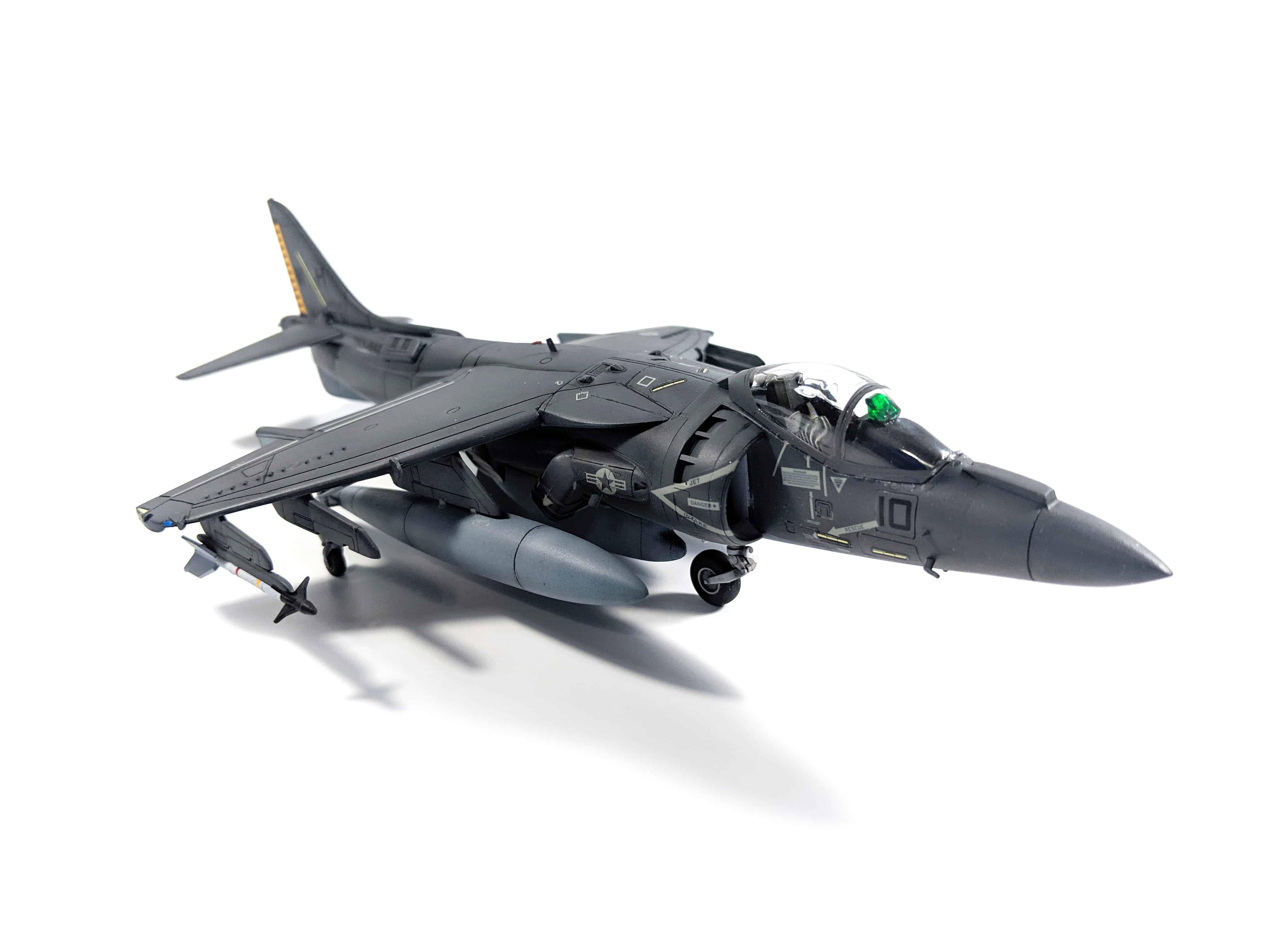 1/72 Hasegawa AV-8B Harrier