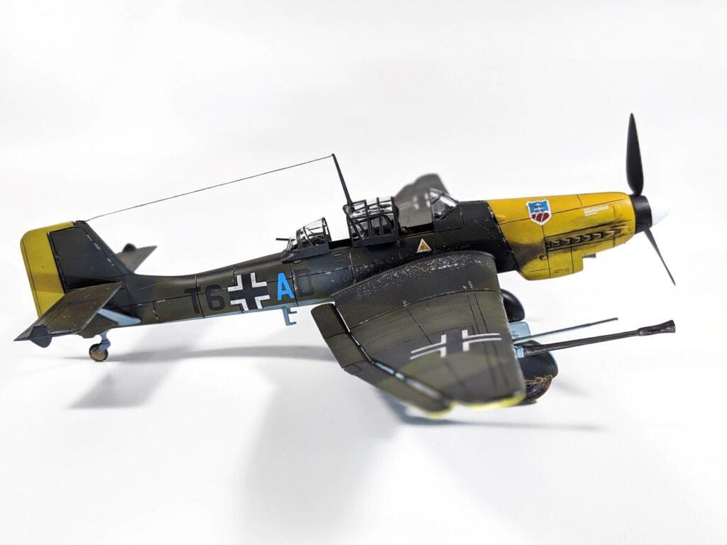 Revell Stuka Ju87