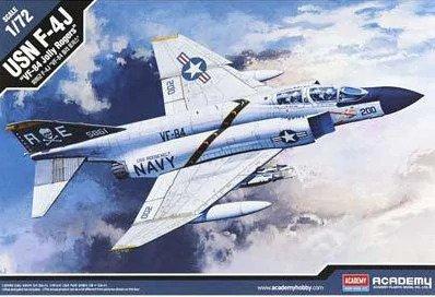 Academy F-4J Box Art