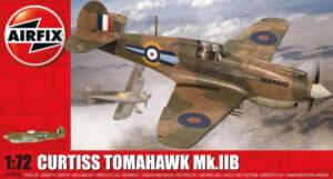 Curtiss Tomahawk Box Art
