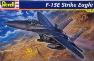 Revell F-15E