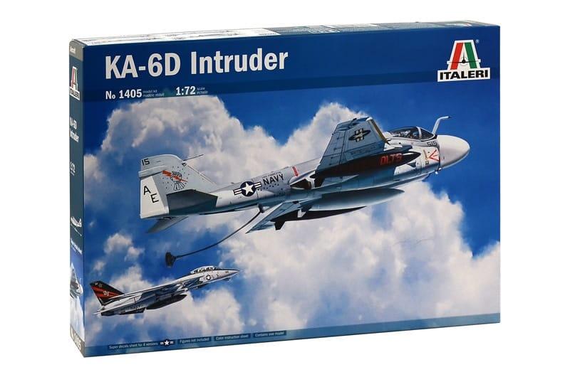 KA-6 Intruder Box Art